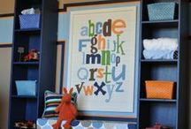 Home Decor--Aiden's room / by Debbie Lauzon