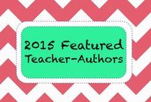 | 2015 • Featured Teacher-Authors | / Here are the 2015 Featured Teacher-Authors of Teachers Pay Teachers