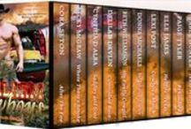 Books: 12-Alarm Cowboys Boxed Set / Round 2! 12 NY Times & USA Today Bestselling Authors have banned together to bring you another boxed set of hot cowboys! This time, they're all Texas firefighters!