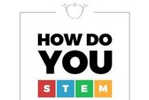 How Do You STEM? / TpT believes that STEM education (the intersection of Science, Technology, Engineering, and Math) is vital to the growth and future of students and of our world. In the technological age in which we live, STEM subjects can prepare children for successful careers and help them make a real difference. / by TeachersPayTeachers