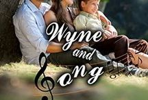 Book: Wyne and Song / http://www.amazon.com/dp/B016UV023W Single father Ethan Wyne's trust in women stopped when his cheating wife died while he was deployed. Dating and relationships are in the past. His son is his life now and he's proud of the stable home he's created through hard work, determination, and support. But when a family celebration in NYC leads to a moment of weakness with a vivacious beauty, he's tempted to rethink his reasoning.