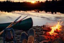 Gone Camping / Camping | Hiking | Fishing | Outdoors
