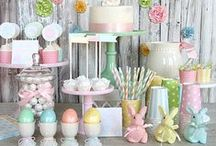 Spring and Easter / Spring and Easter decor, food, activities.