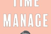 Time Management / Productivity / Staying on task is so hard! Pinning all things time management in hopes of increasing my productivity!