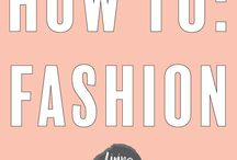 How to // Fashion