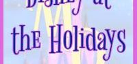 Disney at the Holidays