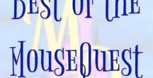 Best of MouseQuest Blog / Pins from the MouseQuest Blog to help readers plan a practically perfect Disney vacation.