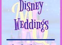 Disney Weddings / Pins featuring ideas for Disney themed weddings