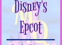 Disney's Epcot / Pins about Epcot theme park at Walt Disney World