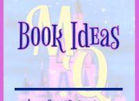 Disney Book Ideas / Books about Disney / Beauty and the Beast / Fairy Tales / Aladdin / Cinderella / Little Mermaid
