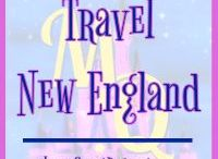 Travel - New England / Pins about New England travel