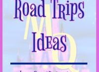 Road Trip Ideas / Road Trip / Family / Disney