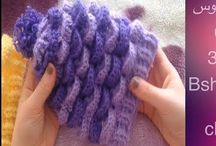 Zena / Bshbsh and nono channel Youtube channel for crochet art