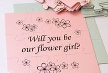 Ways to ask your flower girl