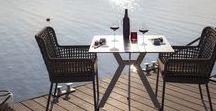 Tische für In- und Outdoor / Hier findet ihr einzigartige Tische für den Innen- und Außenbereich. Egal ob für die Gastronomie oder den Privatbereich, für jeden ist was tolles dabei.