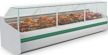 IGLOO POLAND Refrigerated counters / Refrigerated display cases comprise the most developed line of appliances in IGLOO's offer adjusted in terms of style, colour and size to a wide range of client