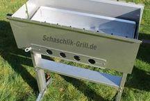 Mangal Schaschlik Grill für Russische Schaschlikspieße / Schaschlik Grill im Test auf https://schaschlik-grill.de/meine-empfehlungen/