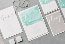 Wedding stationery / All the latest designs from Betty Lou