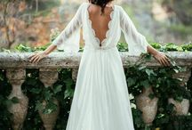 Wedding dresses / A little board of some of my favourite wedding dress styles