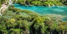 Plitvice Lakes - a orquestra do calcário / Poesia de Viagem: https://goo.gl/lyGMV2