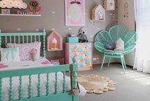 Kids room awesomeness / by Mumma Raccoon