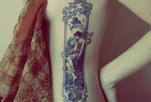 Great tattoos / Tattoo ideas or tattoo's on others that I love! / by Jessica Saint Beauty