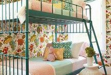 Beautiful Bedrooms / by Mary Ostyn