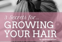 Hair & Beauty Tips / Everything that catches my eye and I get inspiration from. / by Marty Smith