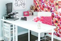Craft room/Office Space