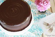 Baking: Chocolate Love!