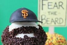 Party: Sports Team Cupcakes!