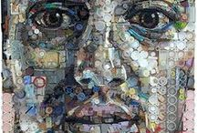 Art Attack - A Change of Face / by Victoria McKenzie
