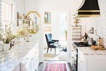 Kitchens / by Hillary Thomas