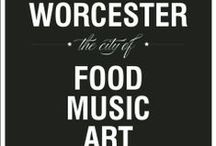 Worcester, Massachusetts / by Michelle May (Festival Creative)
