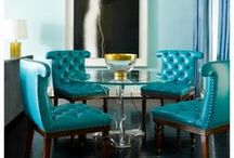 All Things Turquoise / We will never grow tired of this beloved hue!