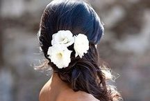 Finishing Touches... / Hair Flair for your wedding day!