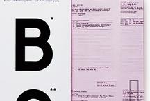 Typography we like
