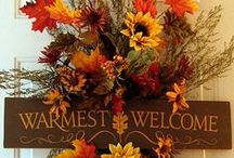 Fall - Autumn  / by Lisa Vineyard