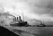 Titanic / White Star Line HMS Titanic / by Peer Into The Past: History