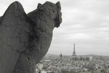 Gargoyles / by Peer Into The Past: History