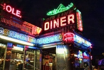 Diners / Great Diners. Greater Food.  / by Peer Into The Past: History