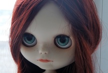 OOAK Blythe dolls customized by Nora / numbers 1 - 20