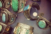 Turquoise jewelry / by Marty Smith