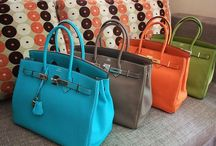 Handbags,Got to own / These are the handbags that I love. / by Marty Smith