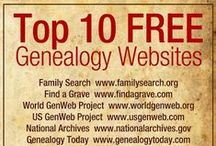 Genealogy / My families ancestry means the world to me.  Everyone needs to know where they're from and why you are the way you are. / by Marty Smith