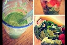 Food: Green and healthy