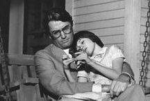 """To Kill A Mockingbird / From the Movie """"To Kill A Mockingbird"""" with Gregory Peck.  / by Peer Into The Past: History"""