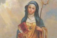 St Monica. Hope for all mothers / Hope for mothers!