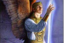 St Michael the Archangel defend us in battle / St Michael the Archangel