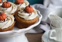 Pumpkin Spiced Everything / Pumpkin-spiced yumminess!